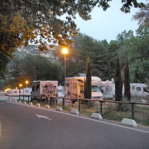 vaucluse en camping car
